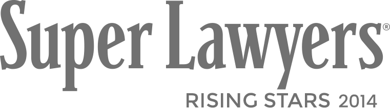 Image result for super lawyers magazine rising star 2014